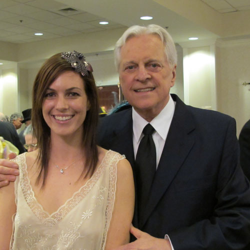 Kendra and Robert Osborne