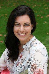 Kendra Bean, author